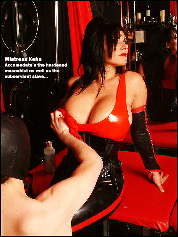 Mistress Xena (England) Nude Pictures