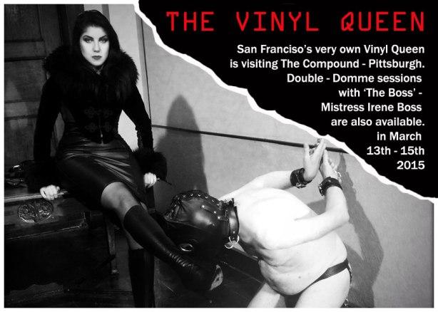 The Vinyl Queen